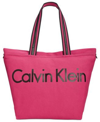 Calvin Klein Medium Packable Canvas Tote