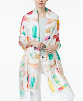 kate spade new york Flavor of the Month Oblong Scarf