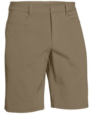 Under Armour Men's Flat Front Golf Shorts