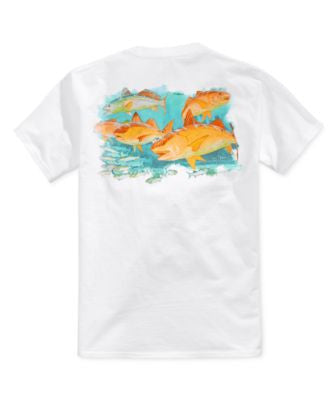 Guy Harvey Men's Redhead Graphic T-Shirt