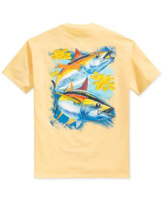 Guy Harvey Men's Hot Tuna Graphic T-Shirt