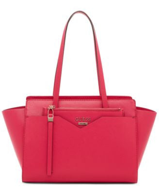 GUESS Bryanna Large Satchel with Pouch, A Vogily Exclusive Style