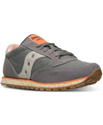 Saucony Women's Jazz Lo Pro Vegan Casual Sneakers from Finish Line