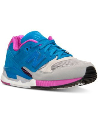 New Balance Women's 530 Robo Tech Casual Sneakers from Finish Line