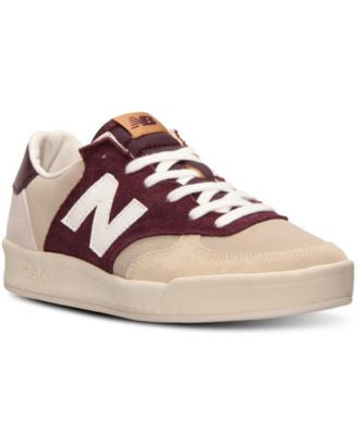 New Balance Women's 300 Court Classic Casual Sneakers from Finish Line