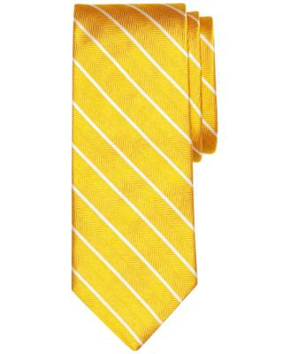 Brooks Brothers Men's Herringbone Striped Classic Tie