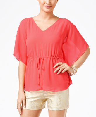 Thalia Sodi Batwing-Sleeve Top, Only at Vogily