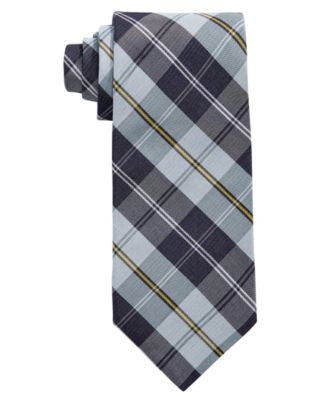 Brooks Brothers Men's Forsythe Plaid Classic Tie