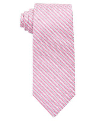Brooks Brothers Men's Seersucker Striped Classic Tie