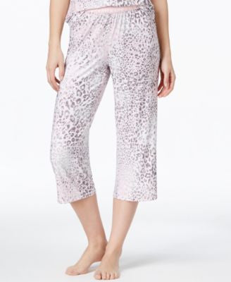 Alfani Animal-Print Pajama Pants, Only at Vogily