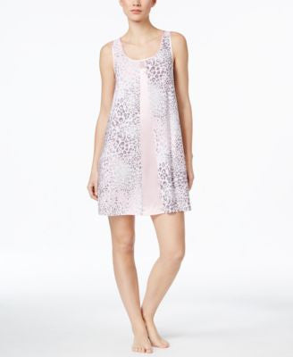 Alfani Animal-Print Chemise, Only at Vogily