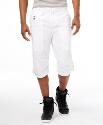 Sean John Men's Lightweight Flight Shorts
