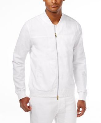 Sean John Men's Lightweight Bomber Jacket