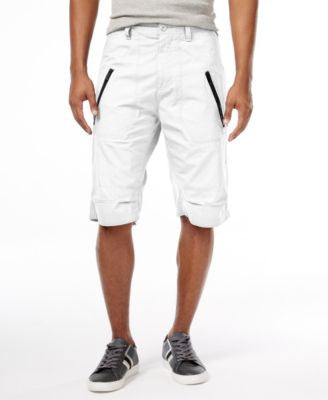 Sean John Men's Ripstop Flight Shorts