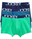 Jockey Active Stretch Tagless Boxer Brief 3 Pack