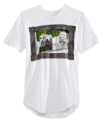 American Rag Men's Jungle Graphic-Print T-Shirt, Only at Vogily