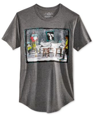 American Rag Men's Street Graphic-Print T-Shirt, Only at Vogily
