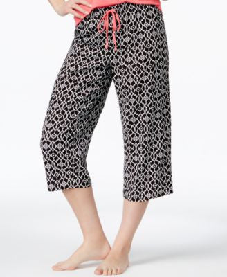 Alfani Mosaic-Print Pajama Pants, Only at Vogily