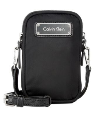Calvin Klein Dressy Nylon Mini Crossbody