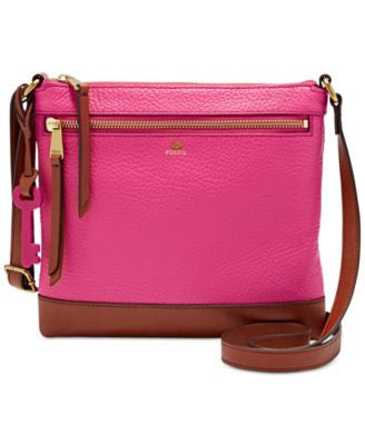 Fossil Mother's Day Leather Small Crossbody