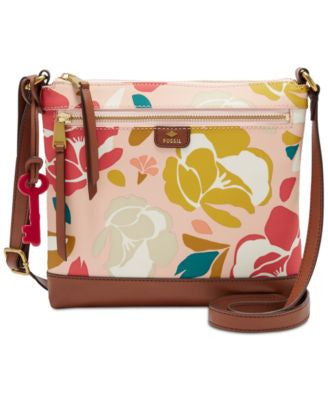 Fossil Mother's Day Floral Small Crossbody