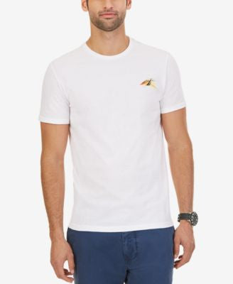 Nautica Men's Bar Fly Graphic-Print T-Shirt