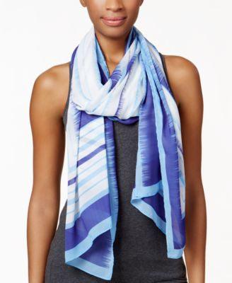 Style & Co. Multi Rectangle Wrap, Only at Vogily
