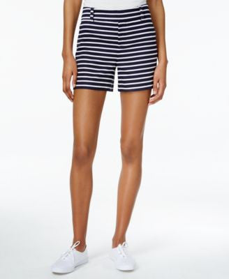 Maison Jules Breton Striped Shorts, Only at Vogily