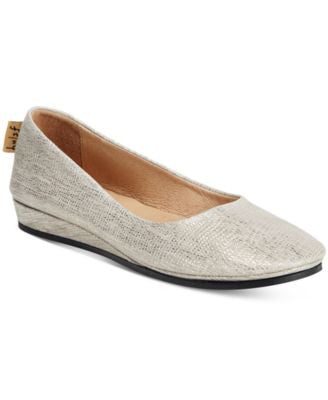 French Sole FS/NY Zeppa Closed Casual Flats