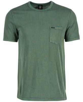 Volcom Men's Quartz Pocket T-Shirt
