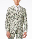 OppoSuits Cashanova Slim-Fit Suit & Tie