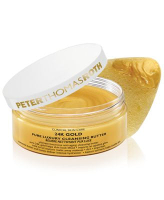 Peter Thomas Roth 24K Gold Pure Luxury Cleansing Butter, Only at Vogily