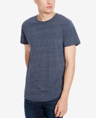 Kenneth Cole New York Men's Heathered Crew-Neck T-Shirt
