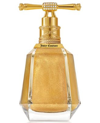 Juicy Couture I AM JUICY COUTURE Dry Oil Shimmer Mist Spray, 3.4 oz