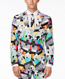 OppoSuits Testival Slim-Fit Suit & Tie