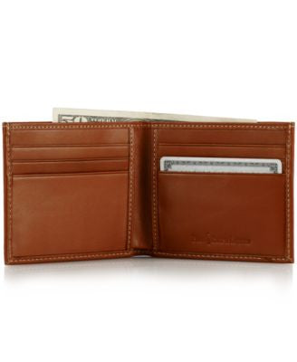 Polo Ralph Lauren Wallet, Burnished Billfold Wallet