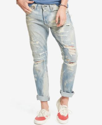 Denim & Supply Ralph Lauren Men's Archer Slim-Fit Jeans