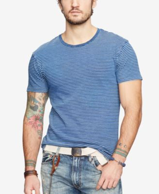 Denim & Supply Ralph Lauren Men's Striped Jersey T-Shirt