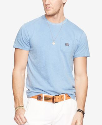 Denim & Supply Ralph Lauren Men's Jersey Crew Neck T-Shirt