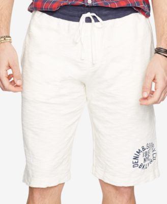 Denim & Supply Ralph Lauren Men's Jersey Athletic Shorts
