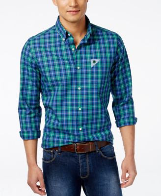 Barbour Men's Over-Dye Check Shirt