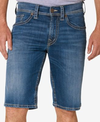 Silver Jeans Co. Men's Zac Easy-Fit Denim Shorts