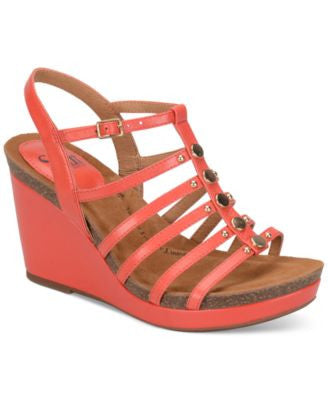 Sofft Cassie Wedge Sandals