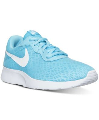 Nike Women's Tanjun BR Casual Sneakers from Finish Line