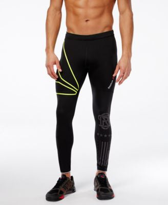 Reebok Men's Performance Compression Leggings
