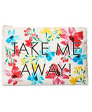 Collection XIIX Take Me Away Solid Travel Scarf
