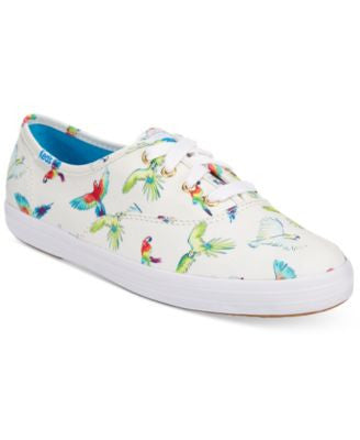 Keds Women's Champion Birds of Paradise Sneakers