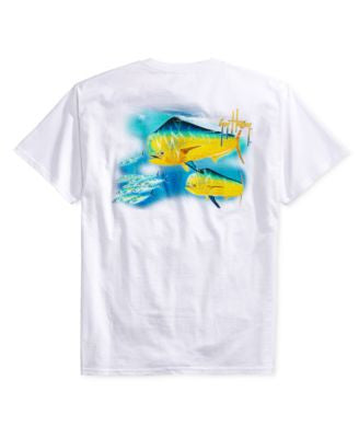 Guy Harvey Double Dorado Graphic T-Shirt