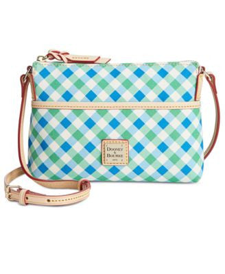 Dooney & Bourke Elsie Ginger Crossbody