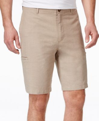 Tasso Elba Men's Cargo Shorts, Only at Vogily